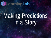 Lesson Idea: Making Predictions in a Story