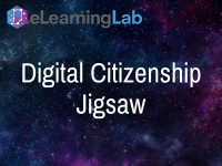Digital Citizenship Jigsaw
