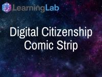 Lesson Idea: Digital Citizen Comic Strips