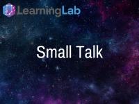 Lesson Idea: Small Talk