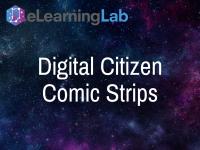 Digital Citizen Comic Strips