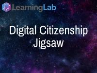 Digital Citizenship Jigsaw