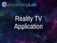 Reality TV Application