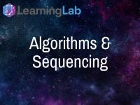 Lesson Idea: Algorithms and Sequencing