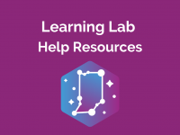 Indiana Learning Lab Help Resources