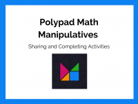 Polypad: Sharing and Completing Activities