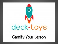 Deck Toys: Gamify Your Lesson