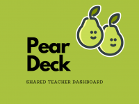 Pear Deck - Shared Teacher Dashboard