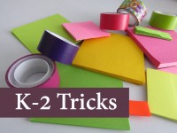 Early Elementary Login Tricks!
