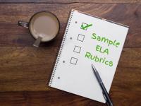 Sample ELA Rubrics