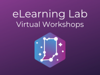 eLearning Lab Virtual Workshops