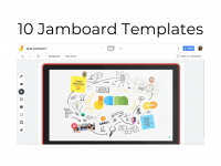 10 Google Jamboard Templates for Distance Learning