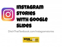 Instagram Stories with Google Slides