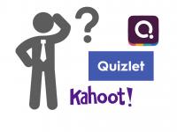 Comparing Kahoot!, Quizziz, and Quizlet