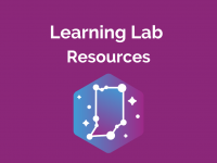 Learning Lab: Resources
