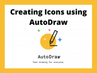 Creating Icons using AutoDraw