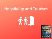 Career Guide | Hospitality and Tourism