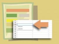 Google Sheets: Add Drop Down Menus!
