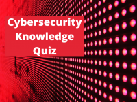 Cybersecurity Knowledge Quiz