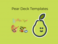 Pear Deck Templates for Related Arts