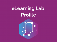 eLearning Lab: Completing Your Profile