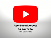 Access to YouTube for Educators