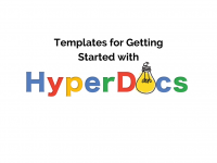 HyperDocs Templates for Getting Started