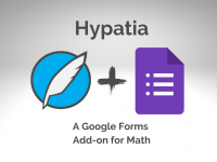 Using Hypatia in Google Forms