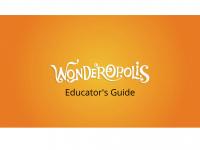 Wonderopolis: Educator's Guide