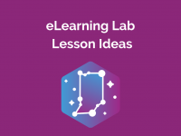 eLearning Lab: Lesson Ideas