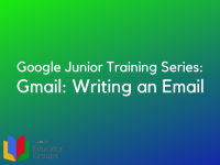 Gmail: Writing an Email