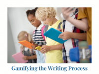 Gamifying the Writing Process