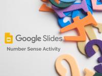 Google Slides: Number Sense Activity
