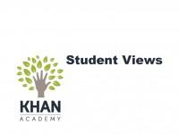 Khan Academy: Student View