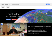 Google Earth: Tour Builder
