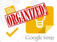 How to Organize Your Google Keep