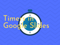 Timers in Google Slides