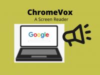 Introducing the ChromeVox Screen Reader on Chromebooks