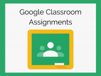Google Classroom: Assigning Assignments to Multiple Classes