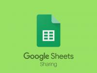 Google Sheets: Sharing