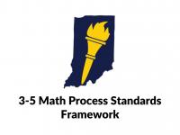 3-5 Math Process Standards Framework