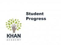 Khan Academy: Student Progress Reporting
