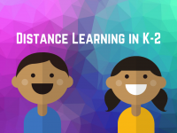 Distance Learning in K-2