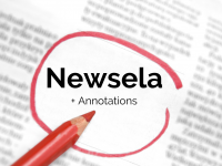 Annotate with Newsela