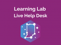 Learning Lab: Help Desk