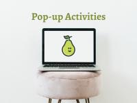 Pear Deck Pop-up Activities