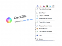 ColorZilla | Chrome Extension