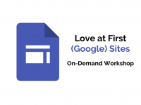 Love at First (Google) Sites