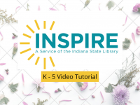INSPIRE Homework Resources for Grades K-5 Tutorial