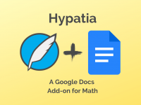 Using Hypatia in Google Docs